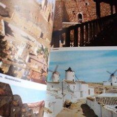 Folletos de turismo: MADRID Y SU CONTORNO.MINISTERIO PUBLICACIÓN Y TURISMO. 24X11 72 PÁGS TRIPTICAS. Lote 154482282