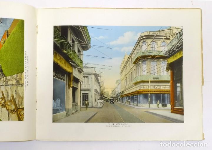 Folletos de turismo: ANTIGUO FOLLETO PUBLICITARIO DE TURISMO DE la Habana Cuba - Foto 4 - 156488798