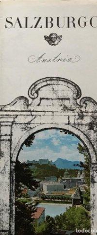 Guía turística. Salzburgo. Austria