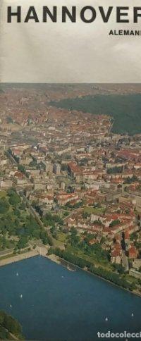 Guías turísticas alemania Hannover