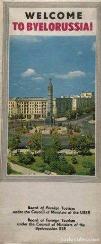 Guía de viaje. Bielorussia