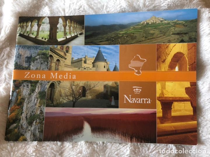 Folletos de turismo: COLECCIÓN NAVARRA - Foto 3 - 157942324