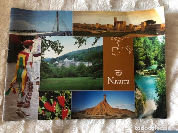 Folletos de turismo: COLECCIÓN NAVARRA - Foto 4 - 157942324