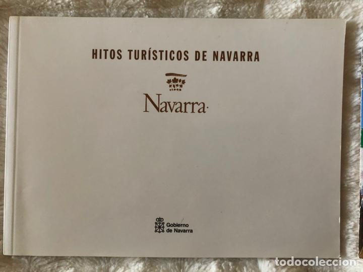Folletos de turismo: COLECCIÓN NAVARRA - Foto 7 - 157942324