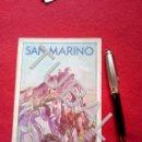 Folletos de turismo: TUBAL ITALIA SAN MARINO 1932 FOLLETO TURISMO FRANCÉS. Lote 160527906