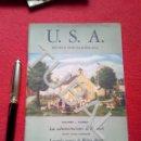 Folletos de turismo: TUBAL USA REVISTA NORTEAMERICANA 1944 FOLLETO TURISMO SEGUNDA GUERRA MUNDIAL. Lote 160528898