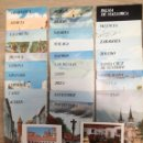 Folletos de turismo: ESPAÑA MONUMENTAL COLECCION. Lote 161377076