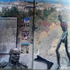 Folletos de turismo: DESPLEGABLE DE 4 PÁGINAS , TURISMO VITORIA-GASTEIZ. MIDE CERRADO 30 X 16 CM . Lote 161612638