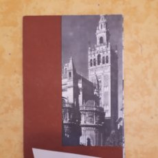 Folletos de turismo: FOLLETO TURISMO DESPLEGABLE CON MAPA ESPAGNE ESPAÑA EN FRANCÉS. Lote 163161178