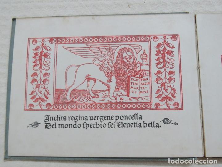 Folletos de turismo: ALBUM CON MAS DE 50 GRABADOS DE FERDINANDO ONGANIA (1842-1911) - PALACIOS CELEBRES DE VENECIA- 1880 - Foto 4 - 164606514