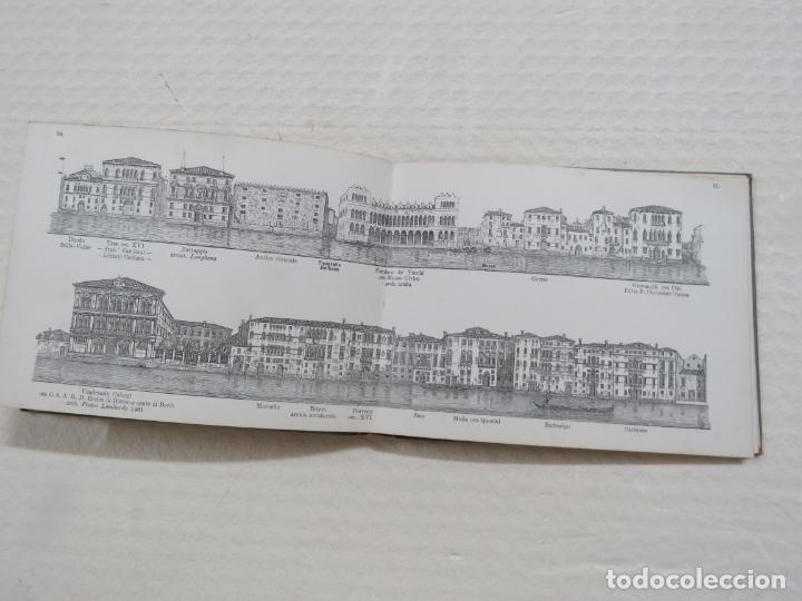 Folletos de turismo: ALBUM CON MAS DE 50 GRABADOS DE FERDINANDO ONGANIA (1842-1911) - PALACIOS CELEBRES DE VENECIA- 1880 - Foto 18 - 164606514