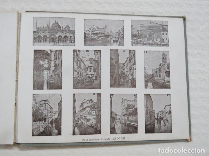 Folletos de turismo: ALBUM CON MAS DE 50 GRABADOS DE FERDINANDO ONGANIA (1842-1911) - PALACIOS CELEBRES DE VENECIA- 1880 - Foto 23 - 164606514