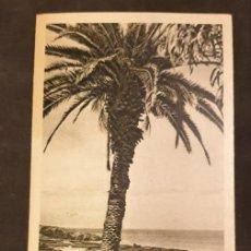 Folletos de turismo: TRIPTICO DESPLEGABLE - SANTA CRUZ DE TENERIFE - DIRECCIÓN GENERAL DE TURISMO - AÑO 1950. Lote 164682178