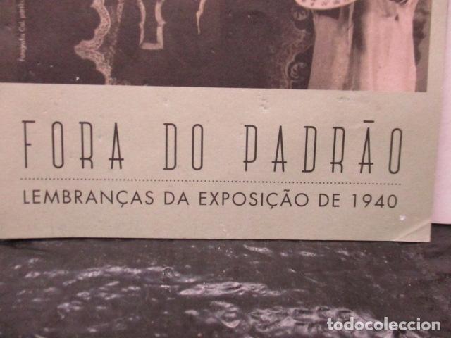 Folletos de turismo: FORA DO PADRÁO - (EN PORTUGUES) - Foto 2 - 164819822