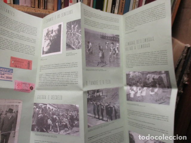 Folletos de turismo: FORA DO PADRÁO - (EN PORTUGUES) - Foto 7 - 164819822