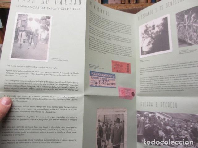 Folletos de turismo: FORA DO PADRÁO - (EN PORTUGUES) - Foto 8 - 164819822