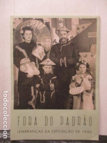 FORA DO PADRÁO - (EN PORTUGUES) (Coleccionismo - Folletos de Turismo)