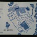 Folletos de turismo: ENTRADA MONUMENTO CALAFELL TARRAGONA. Lote 165067581