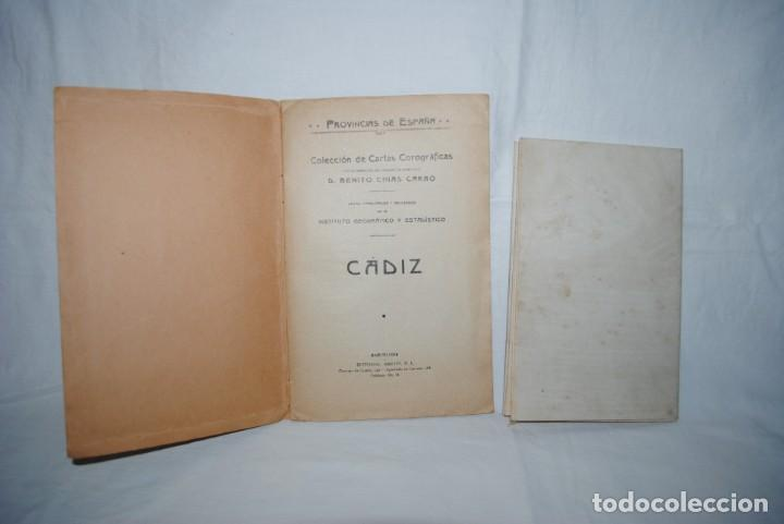 CADIZ, PROVINCIAS DE ESPAÑA, EDITORIAL MARTIN