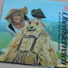 Folletos de turismo: FOLLETO 1970'S - OBEROSTERREICH - AUSTRIA - 28 PGS 100GR. Lote 166050678