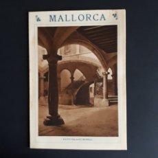 Folletos de turismo: MALLORCA ANTIGUOS FOLLETOS TURISTICOS. Lote 167757428