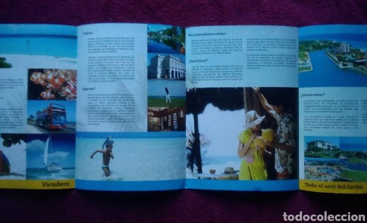 Folletos de turismo: Folleto turismo Cuba varadero - Foto 2 - 168209690