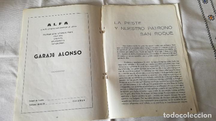 Folletos de turismo: 20-LASTRES, Fiestas de San Roque, 1977, ASTURIAS - Foto 8 - 171141468