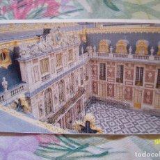 Folletos de turismo: BILLETE ENTRADA PALACIO DE VERSALLES 2019 FRANCIA CHATEAU DE VERSAILLES. Lote 174057845