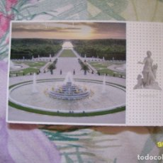 Folletos de turismo: BILLETE ENTRADA PALACIO DE VERSALLES FRANCIA 2019 CHATEAU DE VERSAILLES. Lote 174057955