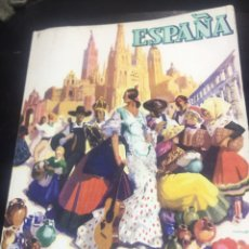 Folletos de turismo: GUIA TURISTICA DE ESPAÑA .- ILUSTRA MORELL .- PATRONATO NACIONAL DE TURISMO. Lote 177310002