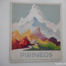 Folletos de turismo: PIRINEOS Y96257 . Lote 178000737
