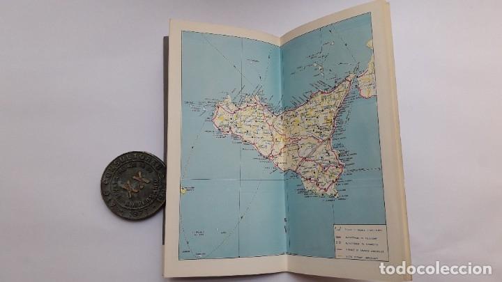 Folletos de turismo: SICILIA. ITALIA, 1970 (folleto en italiano, 65 págs, fotos en color) - Foto 2 - 180147977