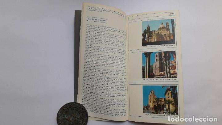 Folletos de turismo: SICILIA. ITALIA, 1970 (folleto en italiano, 65 págs, fotos en color) - Foto 4 - 180147977