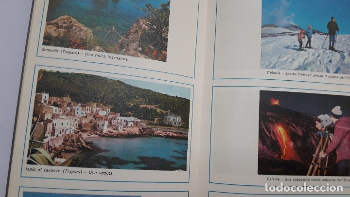 Folletos de turismo: SICILIA. ITALIA, 1970 (folleto en italiano, 65 págs, fotos en color) - Foto 7 - 180147977