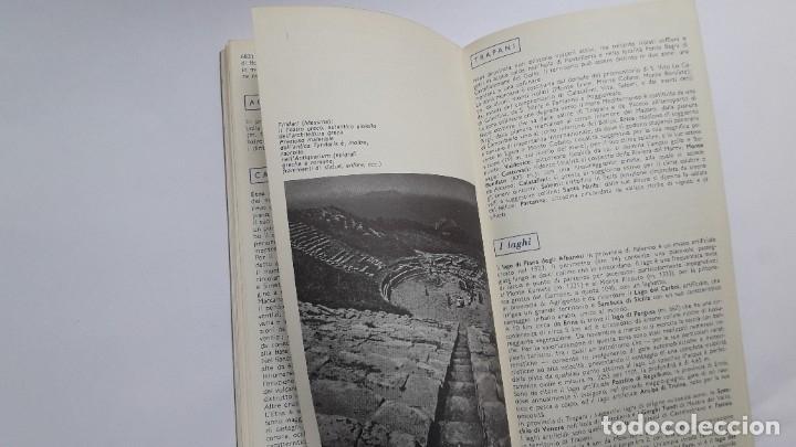 Folletos de turismo: SICILIA. ITALIA, 1970 (folleto en italiano, 65 págs, fotos en color) - Foto 8 - 180147977