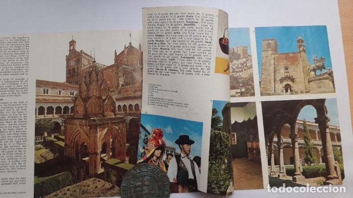 Folletos de turismo: folleto turístico: CÁCERES, SPAIN, 1974, (en inglés) - Foto 5 - 180185068