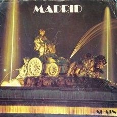 Folletos de turismo: FOLLETO TURÍSTICO. AÑO 1978. MADRID. CON FOTOS POSTALES. 26 PAG. 80 GR. Lote 180383677