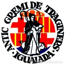 Folletos de turismo: PROGRAMA GREMI DE TRAGINERS D´ IGUALADA 1993 - CAVALLS - PUBLICITAT. Lote 180412243