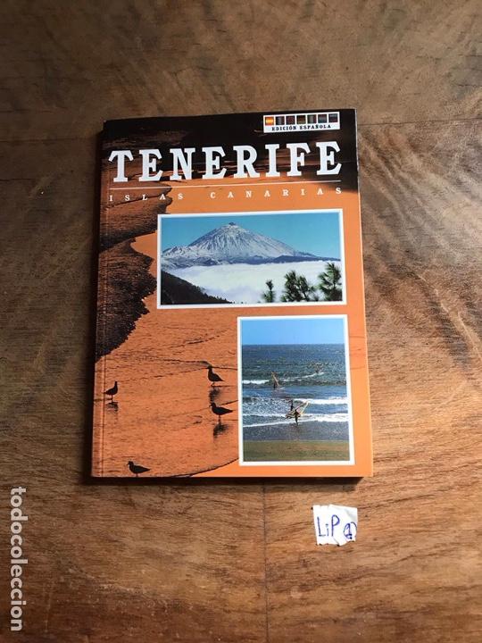TENERIFE (Coleccionismo - Folletos de Turismo)
