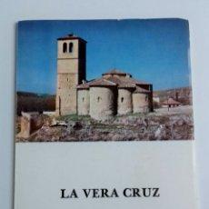 Folletos de turismo: LA VERA CRUZ. JUAN MANUEL SANTAMARIA. 1979. W. Lote 180444207