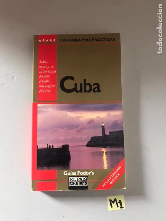 CUBA (Coleccionismo - Folletos de Turismo)