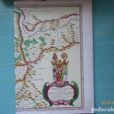 Folletos de turismo: EDITADO SOCIEDAD GENERAL DE SAVOIE, REGI.ON FRANCESA 1960. Lote 181493297