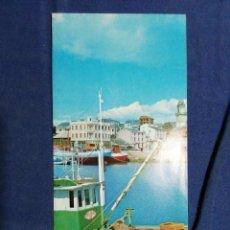 Folletos de turismo: AÑOS 70. FOLLETO TURÍSTICO DE FOZ. LUGO. GALICIA. Lote 182730442