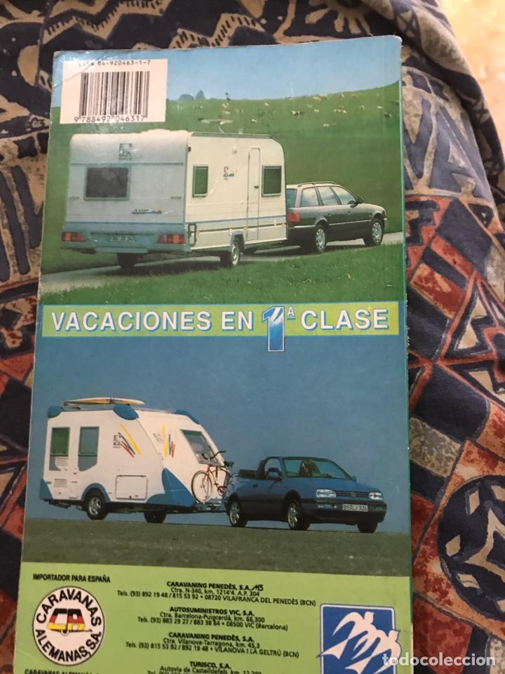 Folletos de turismo: Guía camping 96 - Foto 2 - 183060921