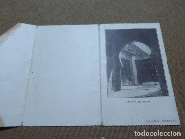 Folletos de turismo: ANTIGUO PROGRAMA DE FERIA DE UBEDA. 1926. ILUSTRADO. - Foto 8 - 183060982