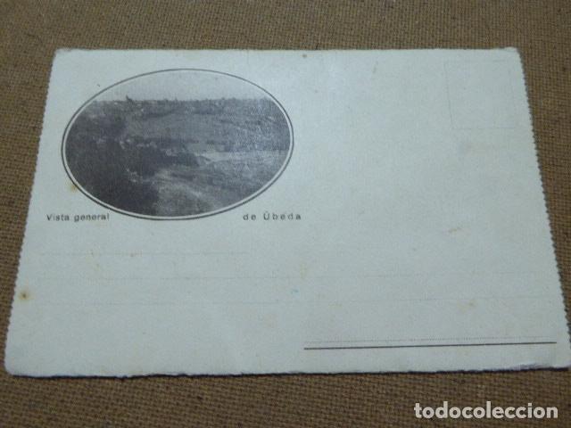 ANTIGUO PROGRAMA DE FERIA DE UBEDA. 1926. ILUSTRADO. (Coleccionismo - Folletos de Turismo)