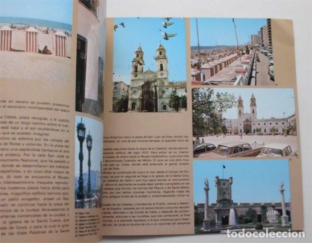Folletos de turismo: Folleto de Turismo de la provincia de Cádiz. Año 1979 - Foto 4 - 183312728