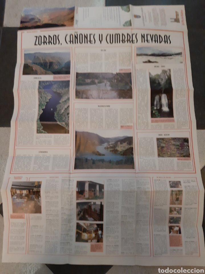 Folletos de turismo: Mapa Historico Galicia Lugo - Foto 2 - 183363660