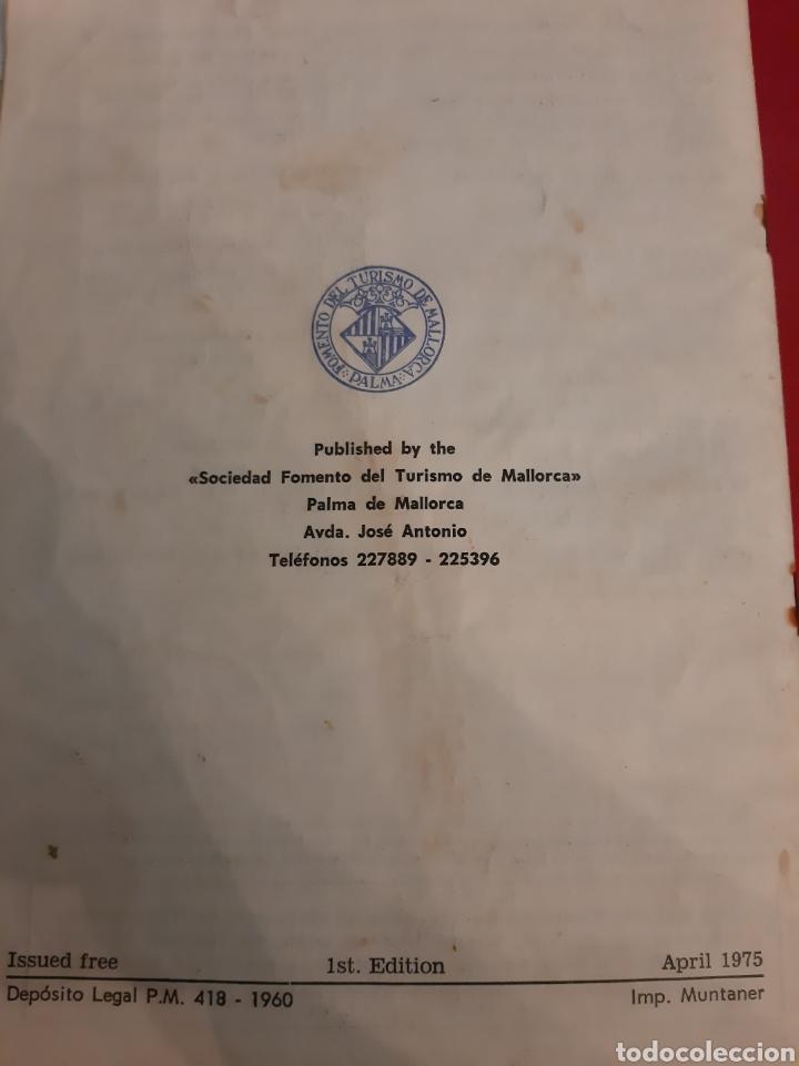 Folletos de turismo: Menorca catálogos información 1975 - Foto 5 - 183386201