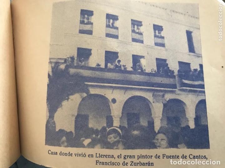 Folletos de turismo: ANTIGUA GUÍA LLERENA 1965 BADAJOZ - Foto 8 - 183620306